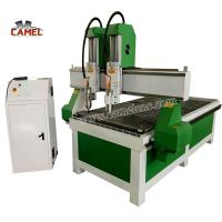 China CA-1325 Best Quality Hot Sale 2 Spindles Cnc Router 1325 With Linear Guide Rail For Sale on sale