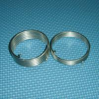 Buy cheap Carbon steel / stainless steel / Spring Steel Extension Springs, 40 - 50HRC hardness product