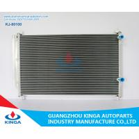 China Auto Condenser For Toyota Corolla Zre152 07- OEM 88450-02280 With Fin in 5mm wholesale