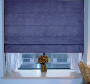 Buy cheap Windows romano plissado azul protege a proteção solar de Waterpoof do escurecimento das cortinas product