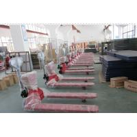 Buy cheap KYLOWEIGH High quality 2000kgs Hand Pallet truck With Scale product