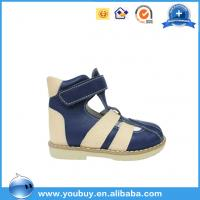 Buy cheap Kids Orthopedic Shoes Simple Design Party Wear Sandals Shoes With Hard Sole product