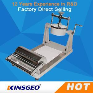 Buy cheap Máquina de prueba del papel del probador de la absorción de Cobb del regulador del microordenador para la impresión de la tinta con la garantía de un año product