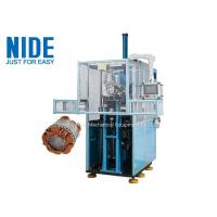 Buy cheap Full Automatic Coil Forming Machine For Electric Air Conditioner Motor product