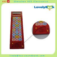Buy cheap Press Button Customized Outlook Music Sound Books product