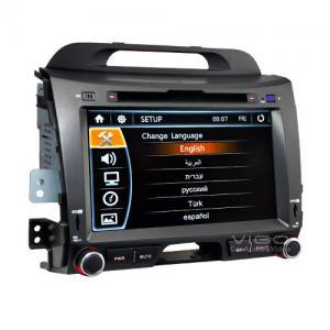 Buy cheap Multimedia Kia Sat Nav For Kia Sportage product