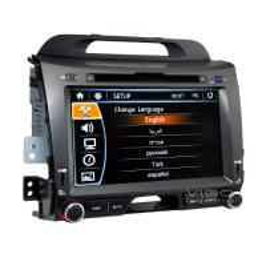 Buy cheap Multimedia Kia sat nav for Kia Sportage 2011 2012 DVD GPS Navigation Autoradio Headunit product
