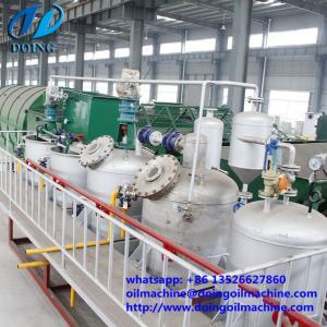 Buy cheap Soybean oil refining machine , soybean oil refining process machinery suppliers product