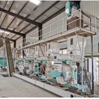 Buy cheap Horizontal Wood Waste Pine Material Pellet Production Line Pellet Makine product