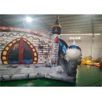 China Dragon Big Jumping Castle , Toddler Bouncy Castle Airtight Leak Proof Strong Stitched on sale