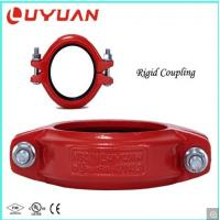 China Ductile Iron Tee (Grooved pipe fitting) FM/UL Approved on sale