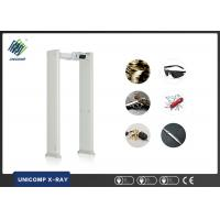 Buy cheap 24 Zones Security Walk Through Metal Detector Church Hotel Airport UNX240 from wholesalers