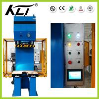 Buy cheap Heat Hydraulic Oil Press Machine C-Frame Hydraulic Press 250tons YKT Series For Pressing product