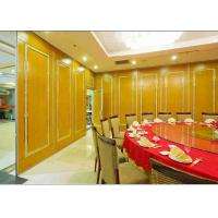 Buy cheap Corrosion Resistant Room Partition Wall , Movable Room Dividers Long Life Span product