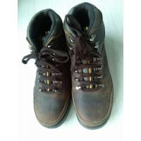 Buy cheap Brown Anti - Hit Comfortable Safety Shoes With Steel Head product