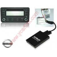 Buy cheap Nissan USB SD AUX MP3 Interface Adapter (YATOUR Car Digital CD Changer) product