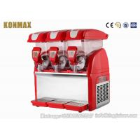 Buy cheap 3 Tank Frozen Drink Slush Slushy Making Machine 15 Liter Smoothie Maker 110V product