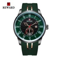 Quality Alloy Sporty Mens Watches , Durable Mens Bracelet Watches With Silicone Strap for sale