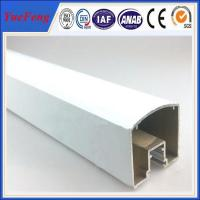 Buy cheap global aluminium manufacturer / aluminum profile for structural / oval shape handrail from wholesalers