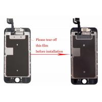 "Buy cheap Lightweight Iphone LCD Touch Screen Black 4.7"" Inch Fast Delivery Without Dust product"