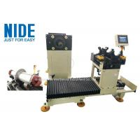 Buy cheap High automation deep water pump motor stator coil and wedge winding inserter product