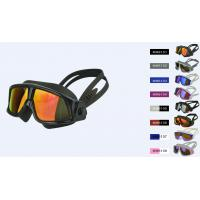 Buy cheap Custom Fashionable Goggles, Mirror Wide - Angle Permanent Anti - Fog Goggle(Mm-6100) from wholesalers