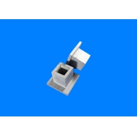 Buy cheap 2.75g/Cm3 Silicon Carbide Kiln Post For Firing Ceramic Pot product