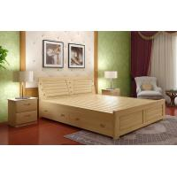 Buy cheap Luxury Modern Home Furniture Full Size Bedroom Sets Environmental Friendly product