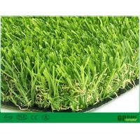 Buy cheap 30mm UV Resistant Garden Artificial Grass 3 / 8 Inch With 140/m Stitches product