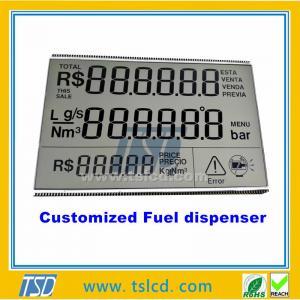 Buy cheap Módulo da exposição do costume TN/STN/FSTN/BTN LCD da fábrica OEM/ODM de Shenzhen TSD product