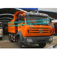 Buy cheap 340/380 Hp 6X4 Heavy Duty Dump Truck Tipper Truck Front Lifting product