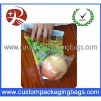 China Customized Color Frozen Fruit Packaging Bags Leak Proof For Grape on sale