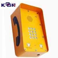 Buy cheap GSM Auto Dial Emergency Phone For Elderly With Keypad , Large Button product