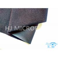 Buy cheap Matt Black Strong Adhesive loop nylon fabric Cloth For Home Appliance product