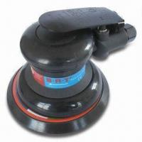 China Air Orbital Sander, Suitable for Iron-flake, Timber, Plastic and Subtle Polishing, Weighs 0.83kg on sale