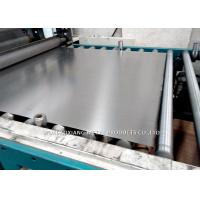 Buy cheap Hairline Finish Cold Rolled Stainless Steel Sheet AISI 304 NO.4 With PVC product