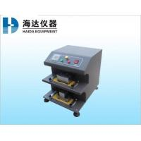 China Ink Rub Tester Paper Testing Equipment,Wet Rubbing Discoloration Paper Fuzzy Tester wholesale