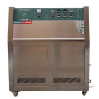 Quality PT 100 Sensor UV Light Weathering Stability Test Chamber for Pulverization Test for sale