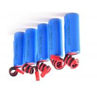 Buy cheap High Energy Density Li Ion Rechargeable Battery / 1S1P 18650 3.7 V Battery product