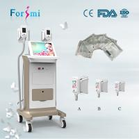 Buy cheap Factory Price champagane painting 15 inch 2 handles Cryolipolysis Slimming Machine product