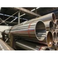 Buy cheap Seamless Ferritic Alloy Steel Pipe ASTM A335 P5 , Alloy Seamless Pipe 56'' Size product