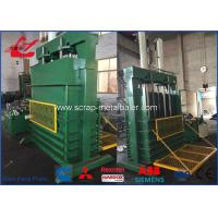 Buy cheap Waste Tyre Baling Machine , Vertical Baling Press Machine CE Certificate Y82-150TB product