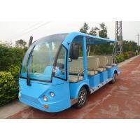 Buy cheap Convenient Electric Tourist Car Electric Person Mover Computer intelligent control charger product