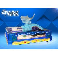 Buy cheap Commercial games children paradise fishing pond 3D Clear Fishing Pond amusement indoor equipment from wholesalers