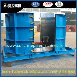 Buy cheap concrete casting manhole mold machine product