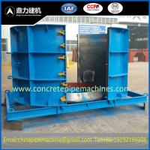Buy cheap concrete manhole moulding machine product