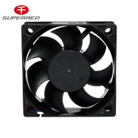 Buy cheap Ball Bearing 0.731 M3/Min Server Cooling Fan product