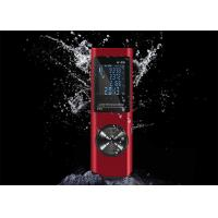 Buy cheap Waterproof Laser Distance Meter IP54 Precision Distance Measuring Equipment product