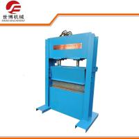 Buy cheap Automatic Steel Roll Forming Machine , 1m Length Metal Sheet Bending Machine from wholesalers