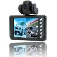 Buy cheap Carro DVR de HD 720P Dual Camera product